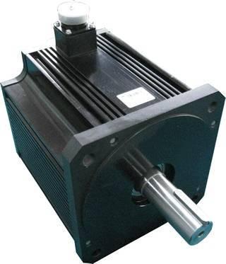 Supply 192mm AC Brushless Servo Motor
