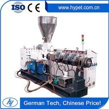 high efficient parallel twin double screw extruder