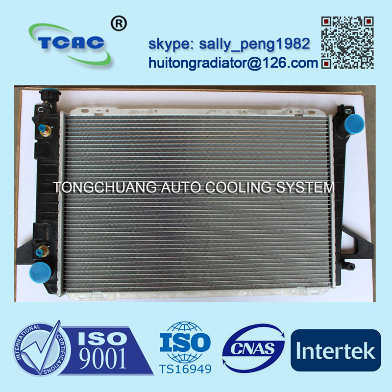 Auto radiator for Ford Bronco DPI 1453 from China OEM