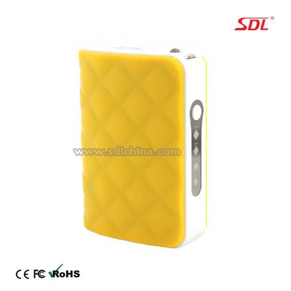 5600mAh Portable Power Bank Power Supply External Battery Pack USB Charger E40