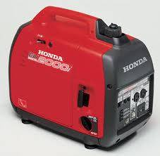 Honda 2000 watt Generators