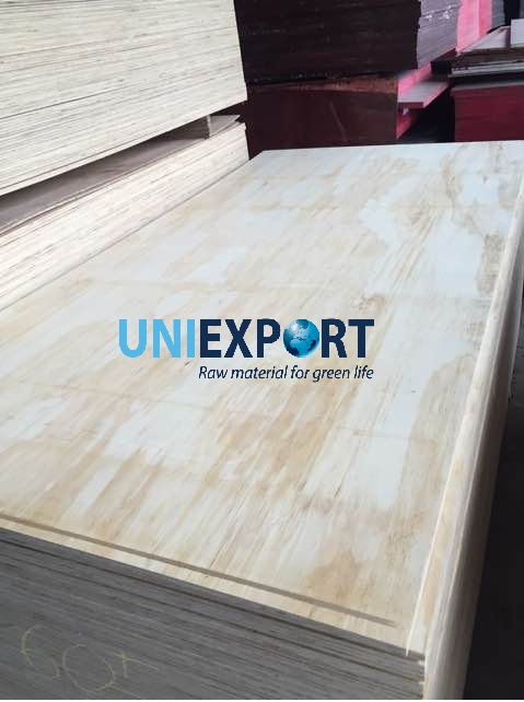 9mm thick Hardwood Construction and Commercial Plywood