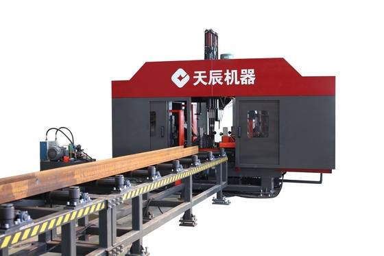 3D CNC Drilling Machine for H beam