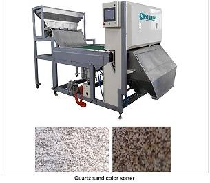 Best selling plastic color sorter