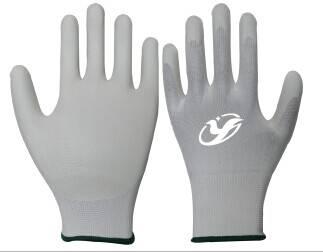 waterbase PU gloves