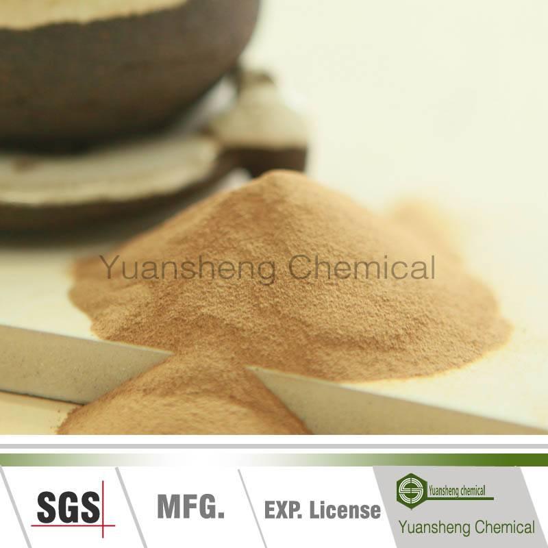 Naphthalene based superplasticizer with high purity