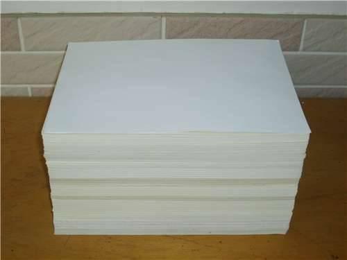 Copy Paper, 100% Wood Pulp