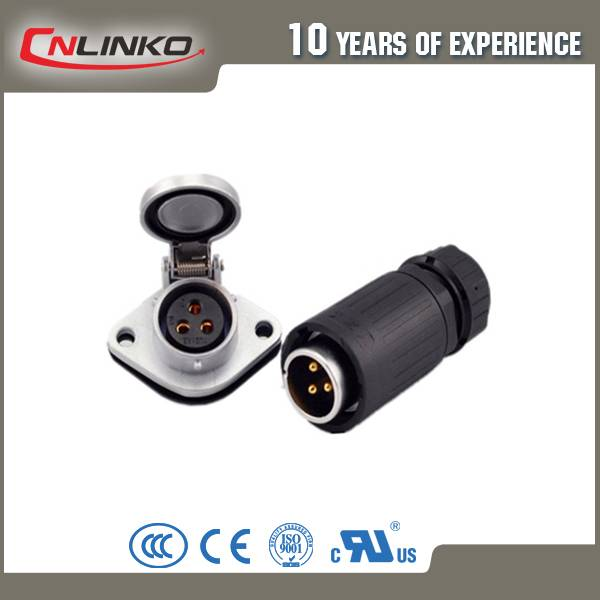 signal connector for LED display
