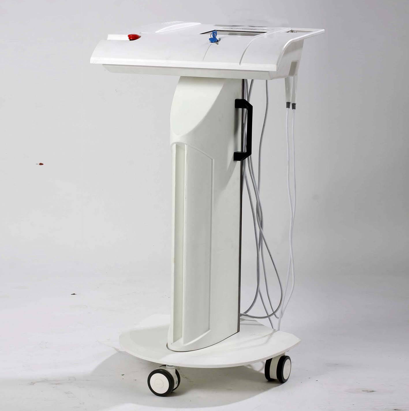 Stand RF wrinkle removal for salon use beauty system