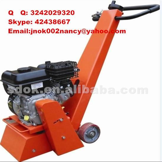 HOT SELLINGOKX-200 Concrete gasoline scarifying machine