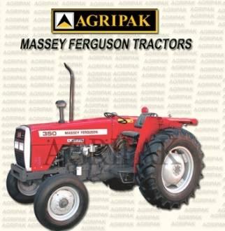 Massey Ferguson 350 (50hp,2wd)