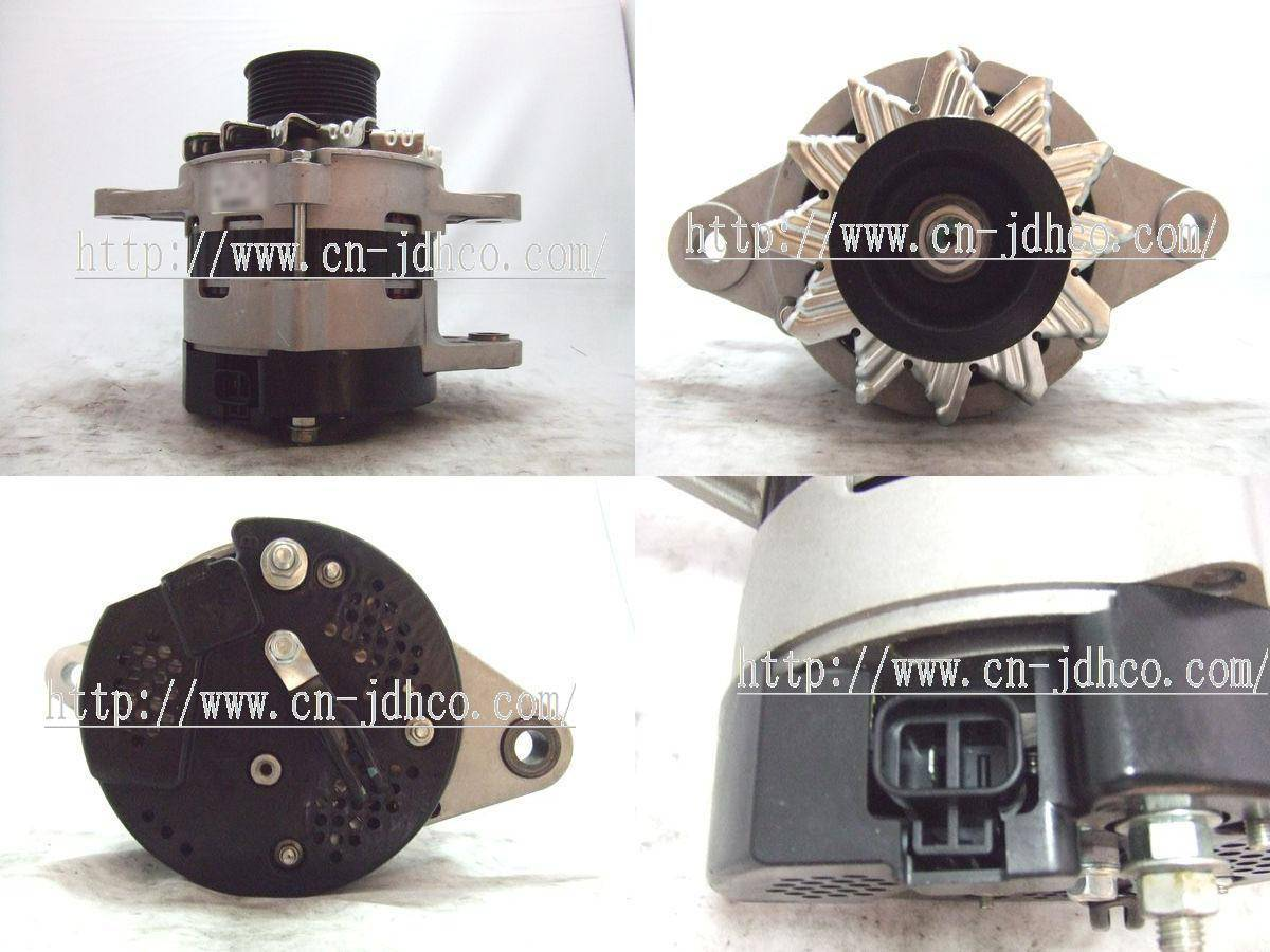 Alternator 6HK1-TC 0-35000-4638 8-98013-462-1 ISUZU