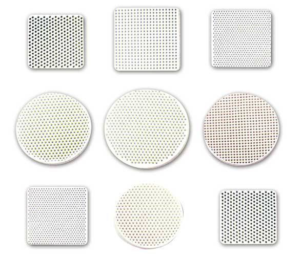 honeycomb ceramic filter
