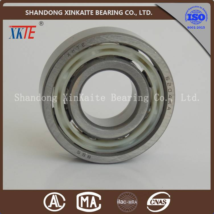 XKTE brand nylon retainer 6308TN/C3/C4 mining bearing supplier from china bearing manufacture