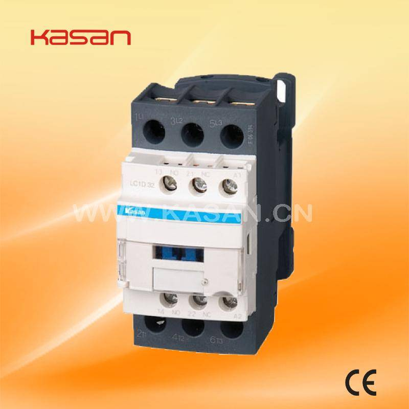 Telemechanic Electrical AC Contactor LC1-D32