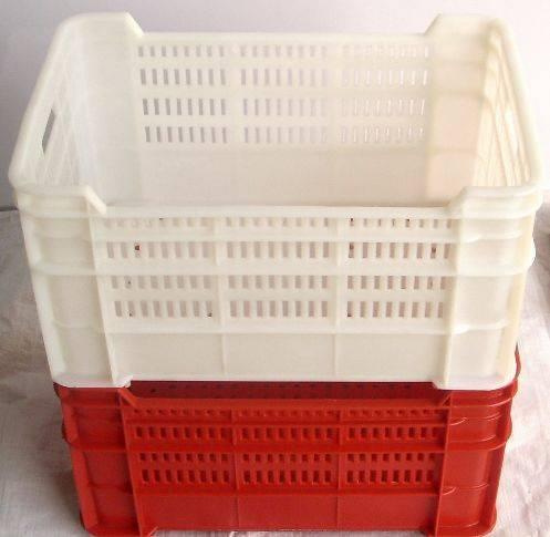 Plastic Fruit Box