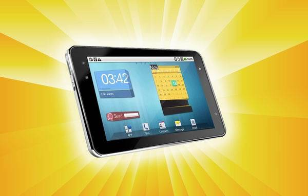 New 7.0 Inch Tablet PC with Google Android 4.0