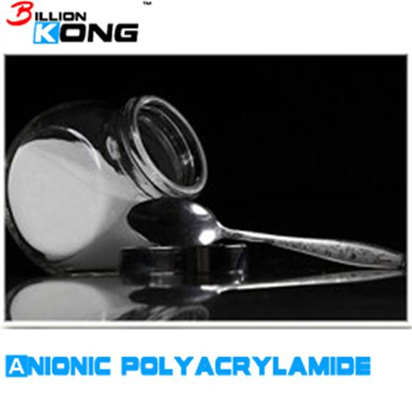 Anionic Polyacrylamide for Oil Drilling