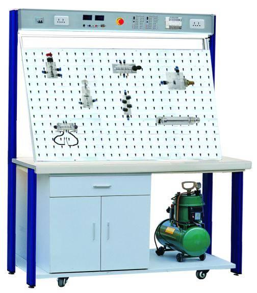 Sell ZM608TSDP Electrical,Pneumatic Control Technology Training Equipment(Transparent)
