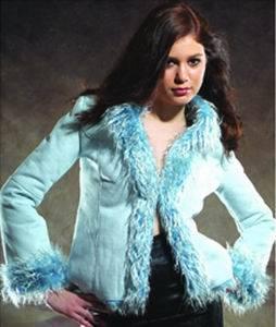 lady's fashion coat-004