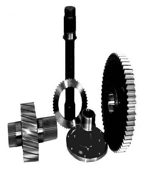 Gear for reduction box transmission speed reducer