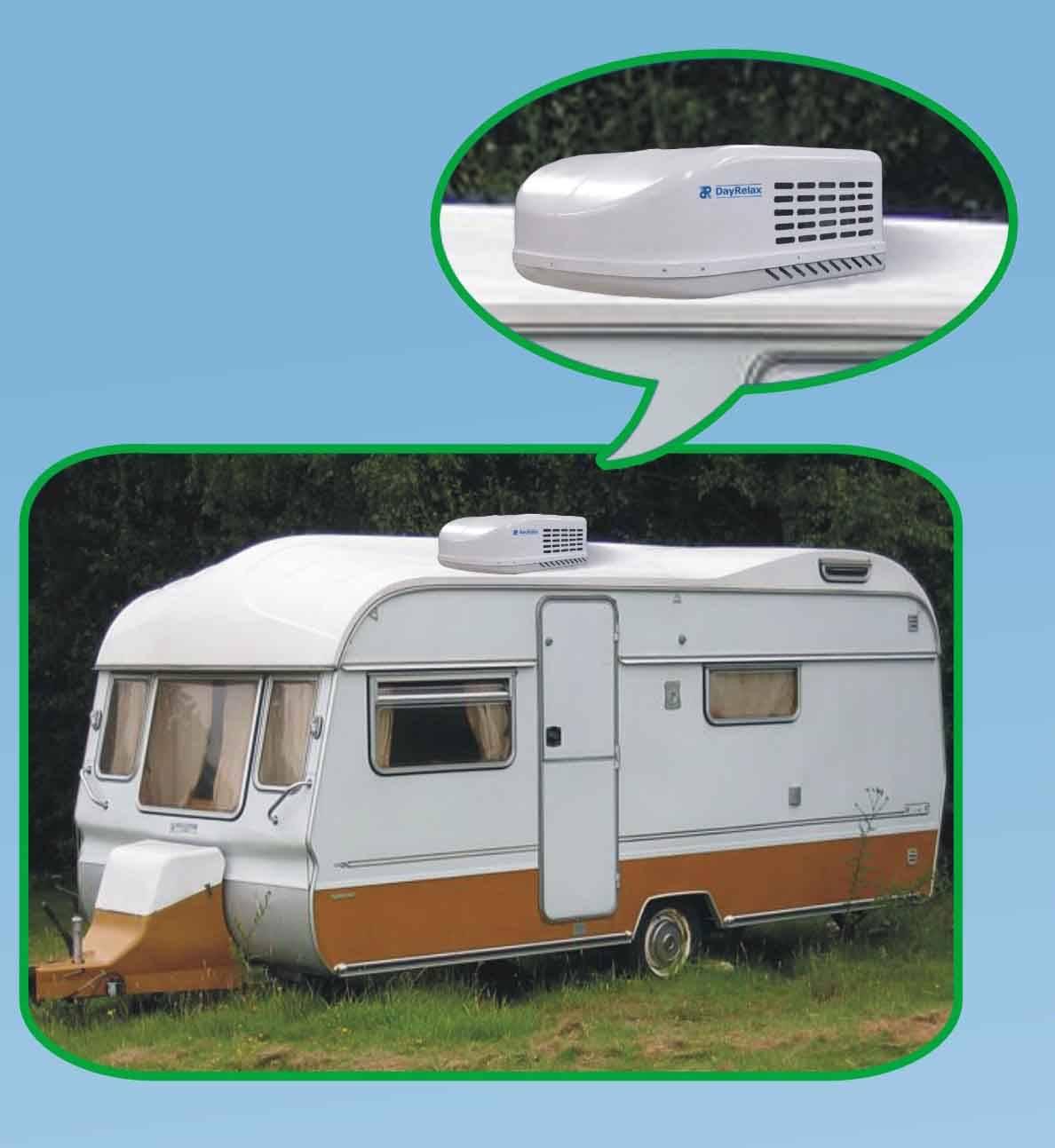 Rooftop air conditioner(KFR-35CA)