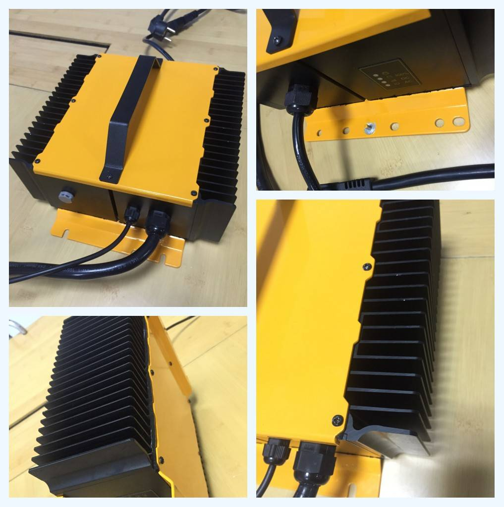 Floor machines EV battery chargers