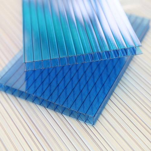 XINHAI colorful pc sheet polycarbonate plastic panel for swimming pool building materials