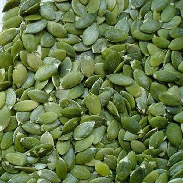 Pure Natural dried pumpkin seeds kernel