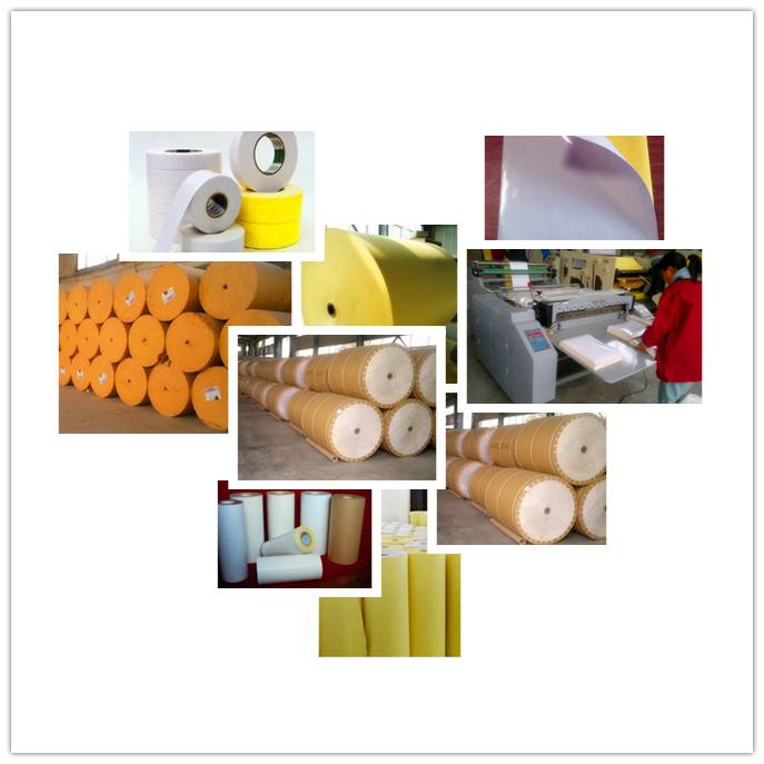 Low Price Thermal Sticker Paper