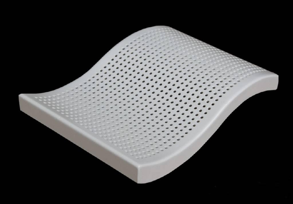 Aluminum veneer plate