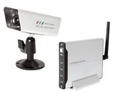 Wireless Security Camera(Li-battery Embedded) 842J