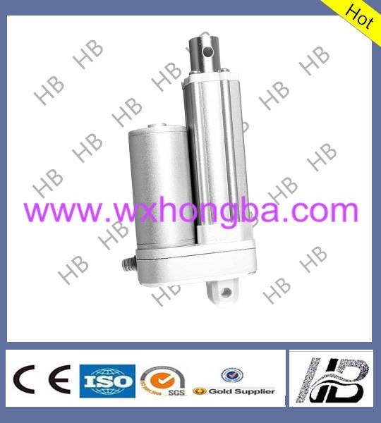 12v linear actuator waterproof for gate designs with brake