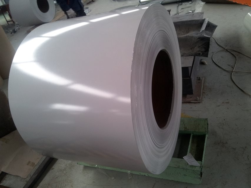 color coated steel prepainted galvanized steel coils
