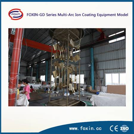 metal coating machines
