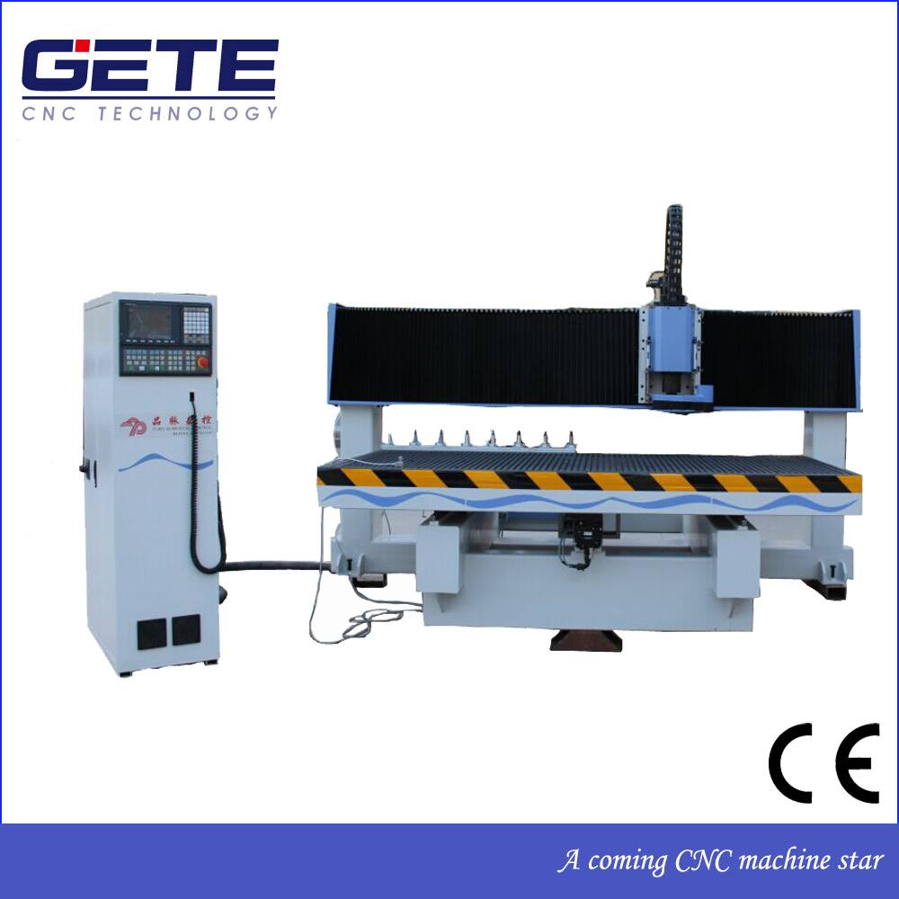 Table moving wood cutting machine GT-1325