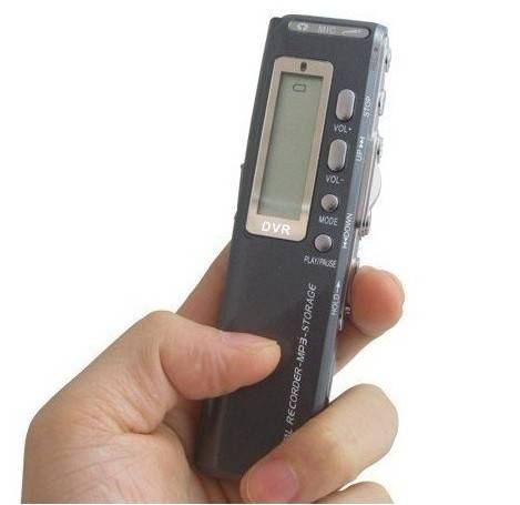 long time digital voice recorder