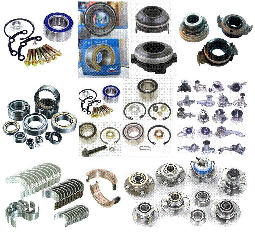 Sell Wheel Bearing Kit VKBA3307