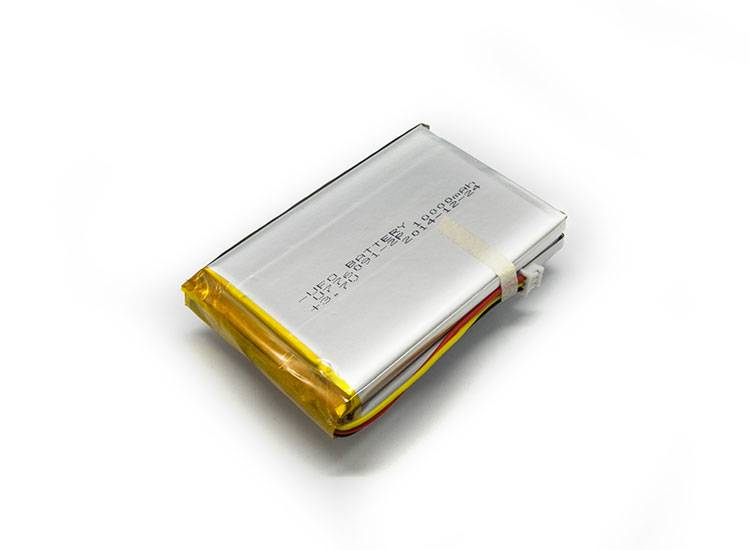 3.7V 2P 10Ah Lithium-ion Rechargeable Battery
