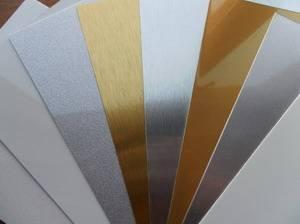 Heat transfer Aluminium sheet