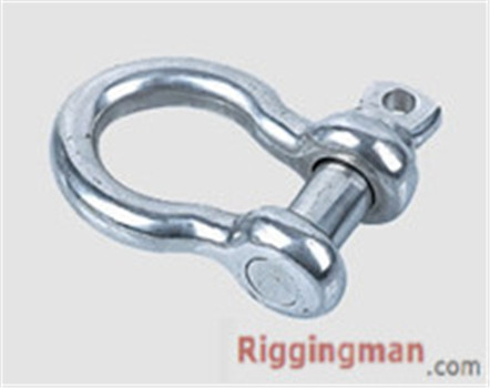 STAINLESS STEEL SCREW PIN ANCHOR SHACKLE U.S. TYPE ,a.i.s.i 304 or 316