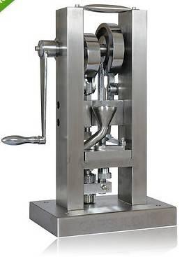 TDP-0 hand tablet press machine
