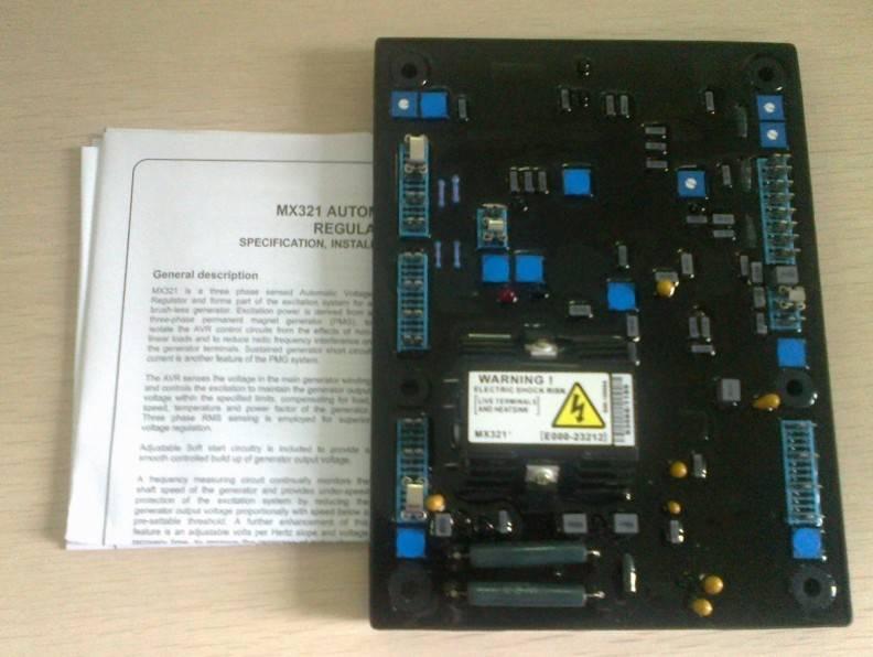 Stamford automatic voltage regulator AVR MX321 stabilizer AVR MX321