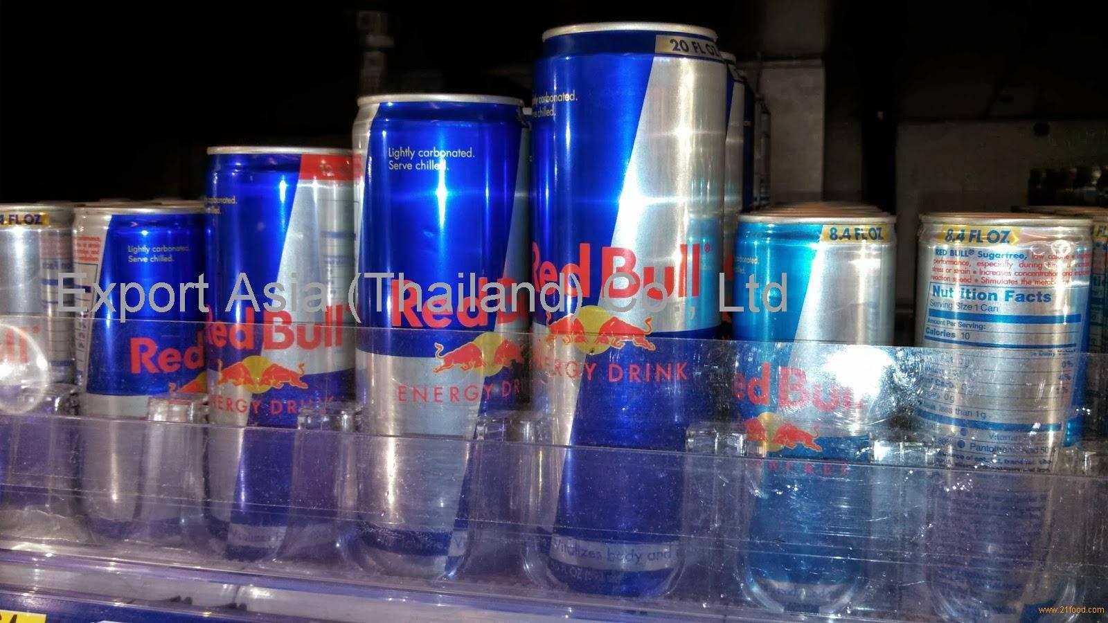 Redbull Energy Drink for Export