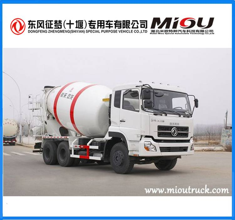 Dongfeng 6x4 20 CBM Concrete Mixer Truck CLW5250GJB3