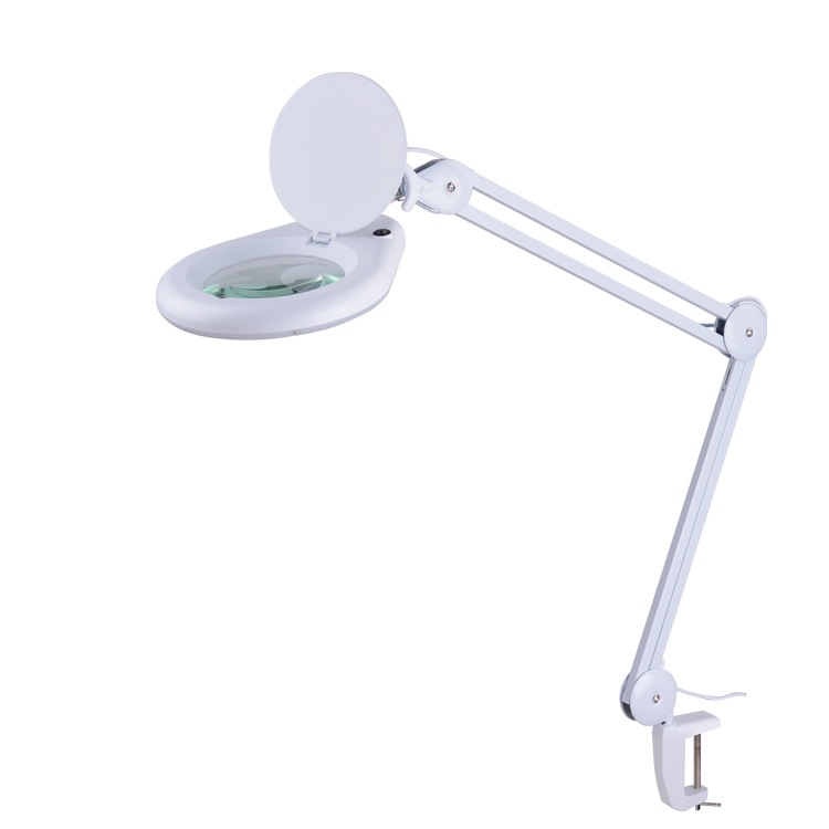 5 diopter magnifying lamp with 5inch lens