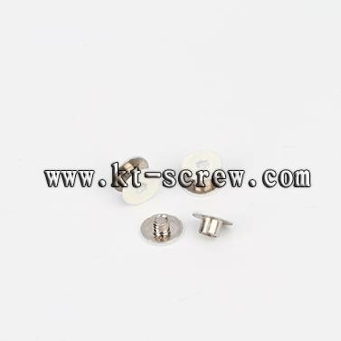 stainless steel special head serrated security Chicago screw