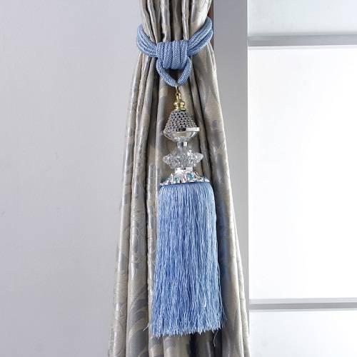 CH-00038 Curtain tassel tiebacks