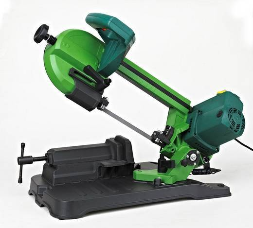 5 Mini portable speed variable band saw