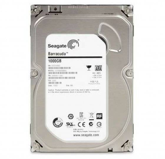 Seagate Desktop Sata HDD SED 1TB Internal Hard Drive Disk